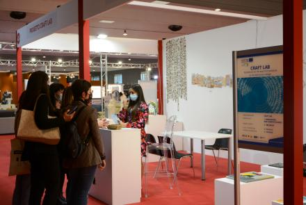 Craft Lab: presentation of the startups in Fiera del Levante